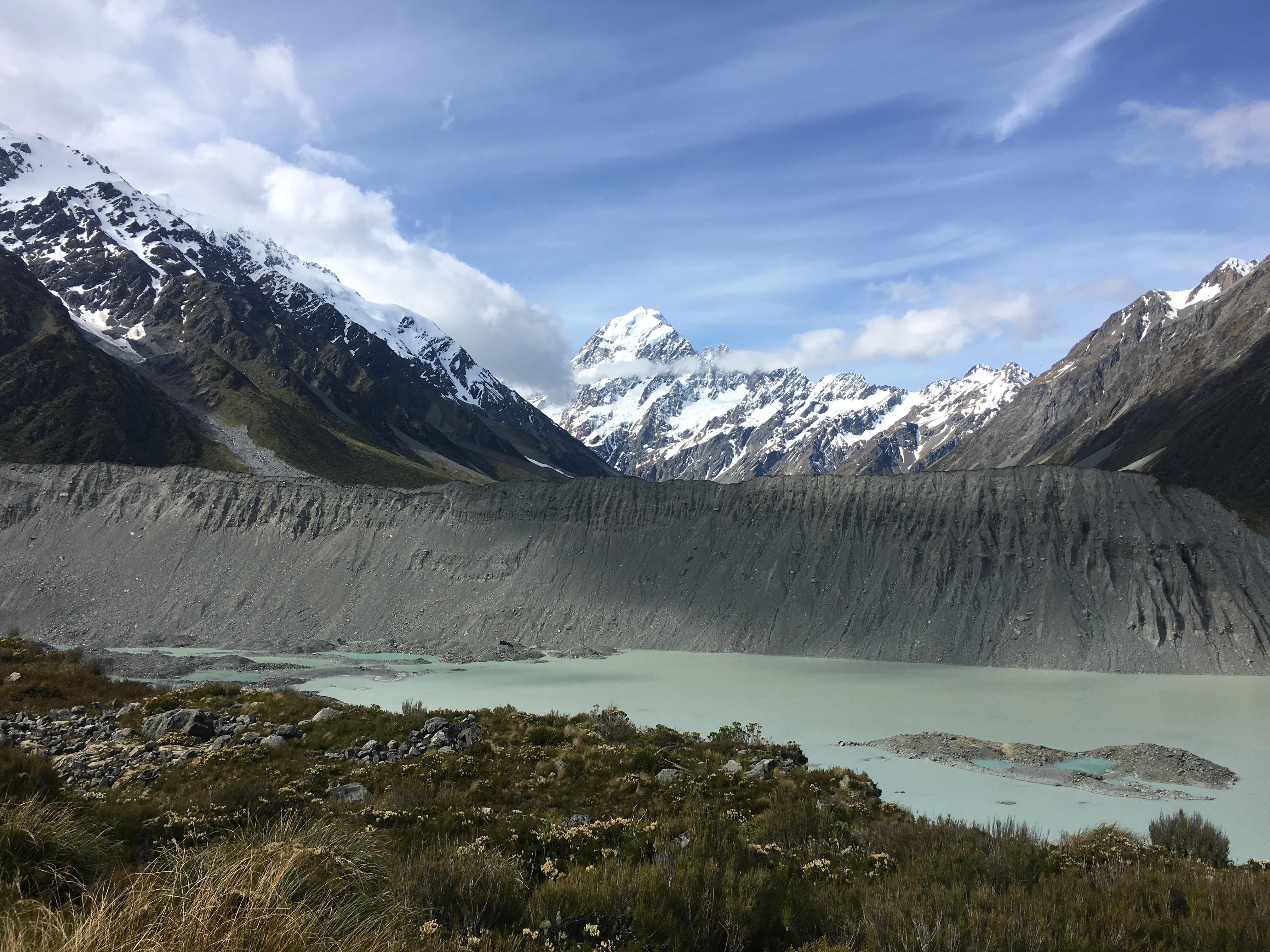 Mount Cook Zeitraffer