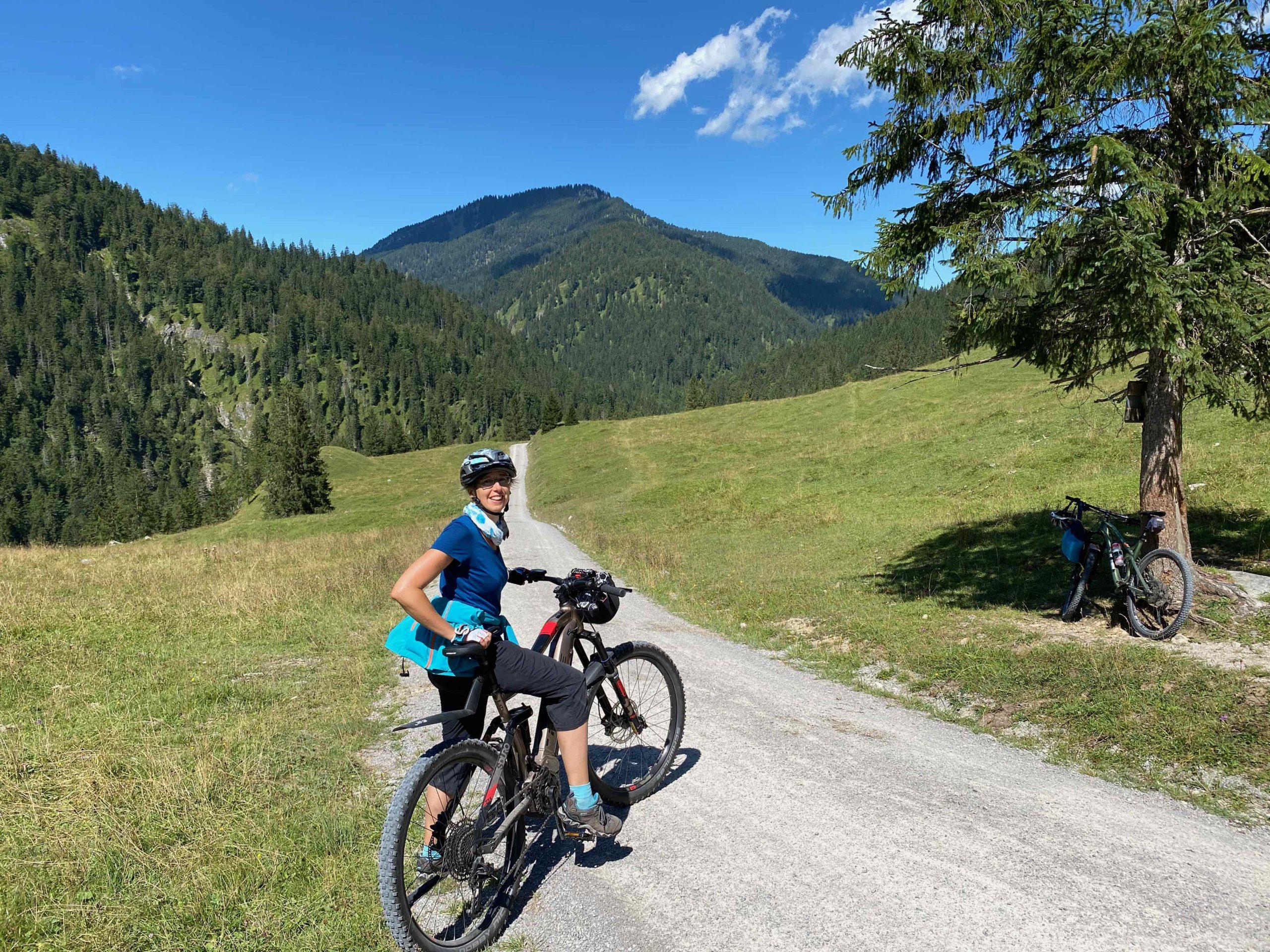 Nochmal Mountainbike